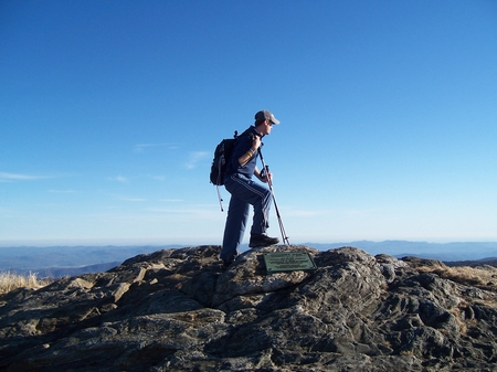 3606 - Peter Atop Tennent Mountain04